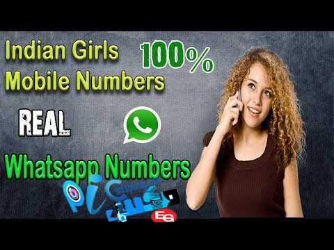 Girls numbers 2020 - Get New Whatsapp Girls Active Numbers 2020