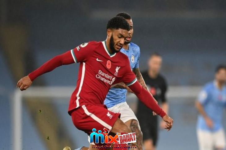 liverpool fear joe gomez is set for a significant spell on the sidelines 27552642020 11 11 16 48 - اصابة خطيره لمدافع ليفربول جو جوميز
