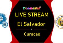 El Salvador vs Curacao Live Stream - How To Watch Gold Cup Live On TV