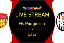 FK Podgorica vs Laci Live Stream - How To Watch Europa Conference League Live On TV
