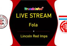 Fola vs Lincoln Red Imps Live Stream - How To Watch UEFA Champions League Qualifier Live On TV