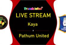 Kaya vs Pathum United Live Stream - How To Watch AFC Champions League Live On TV