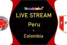 Peru vs Colombia Live Stream, TV Channels - How To Watch Copa América 3rd place Live On TV