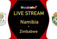 Namibia vs Zimbabwe Live Stream - How To Watch COSAFA Cup Live On TV