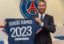 Sergio Ramos has signed a contract until 2023 with PSG