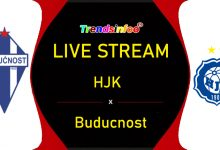 HJK vs Buducnost Live Stream - How To Watch UEFA Champions League Qualifier Live On TV