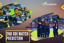SL vs IND Match Prediction Who Will Win Today's 2nd ODI of India tour of Sri Lanka, 2021, 20th July